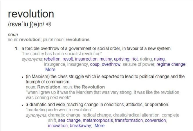 how to get google definitions